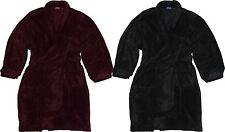 Kings Club Longitud Completa Lana Vestido / ropa de dormir (08562) Talla