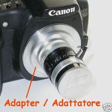 Adapter macro lens KERN paillard C mount a fotocamera CANON EOS - ID 3773