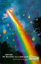 Sour Skittles Taste the Rainbow 1 Lightning Bolt #2 Ad!