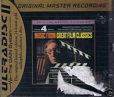 Herrmann, Bernard Music from Great Film C. MFSL Gold CD