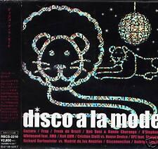 Disco a la mode - Japan CD - NEW PIRAZ DOMMU MIX FRAP