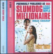 Slumdog millionaire.audio cd.vikas swarup