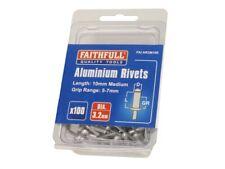 Faithfull Rivetti in Alluminio Gamma