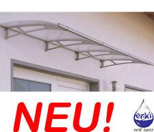 SCHULTE LT-Line Pultbogenvordach 2700 Vordach Haustürvordach Acry - Regenschutz
