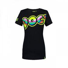 VR46 Offiziell Valentino Rossi marineblau Damen Arzt T-Shirt - vrwts 307304