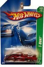 2007 Hot Wheels Treasure Hunt #132 Evil Twin T-Hunt