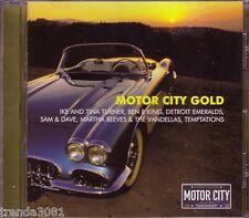 Motor City Gold Newsound England CD Classic 60s Rock Ben E King Percy Sledge