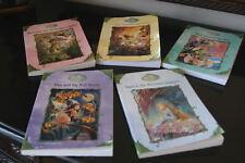 LOT OF 5 * DISNEY FAIRIES * CHILDRENS CHAPTER BOOKS RL2 RL3