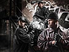 50 Cent Hip Hop Rap Music Singer Giant Wall Print POSTER