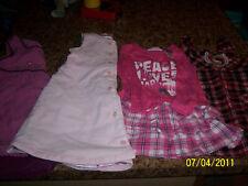 EUC Girls Size 4T Dresses -6- Sketchers, H. Kitty, Etc.