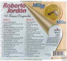 RARE 60s 80'S 2CDs ROBERTO JORDAN amor de estudiante SUSANA cafe del rock 40HITS
