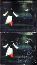 Kim KASHKASHIAN Dennis Russell DAVIES Signed BERIO Voci & Naturale ECM CD