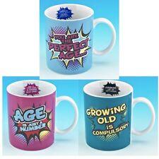 Inside Out Mugs Fun Ceramic Novelty Funny Mug Great Gift Idea