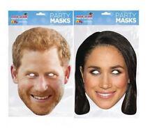 Prince Harry / Meghan Markle Face Masks - Royal Wedding