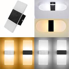 Moderno Luz de Pared LED Cubo Aplique Accesorios Iluminación Interior Decoración