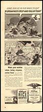 Kellogg's Rice Krispies-Vintage ad Oct. 1942