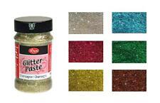 GLITTERPASTE 90 ml (6,61€/100ml) 3D-Glitzer-Gel VIVA DECOR Glitter-Effektfarbe