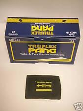 Pang truflex mcx20 RADIALE 75mm x 125mm Riparazione Pneumatici patch Qtà 10 pezzi