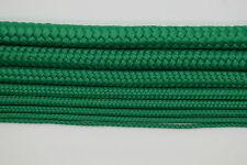 Polipropileno Cuerda Cable Trenzado Poly verde línea de Vela Canotaje Escalada Camping
