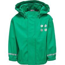 Legowear Chaqueta De Lluvia De Niño Verde justice101 talla 74 80 86 92 98 104