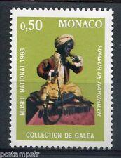 MONACO 1983, timbre 1377, ART, AUTOMATES du 19° SIECLE, FUMEUR..., neuf**