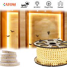 ATOM LED Super Bring 5730 LED Strip 180 LEDs/m 220V IP67 Waterproof Lights