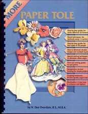 Learn More Paper Tole Book 3