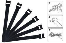 Kabelbinder 12x150 mm Klettkabelbinder Klettband Kabelverbinder Kabel