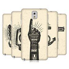 HEAD CASE DESIGNS BIBLICAL VINTAGE BADGES HARD BACK CASE FOR SAMSUNG PHONES 2