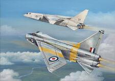 TSR.2 TSR 2 English Electric Lightning Aereo Aeroplano PITTURA ART PRINT