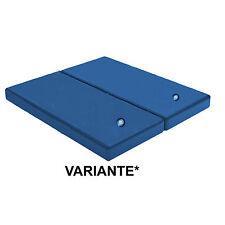 Hardside Wasserbett Matratze DUAL  div Größen F0 F6 Wasserkern Tank ohne Liner