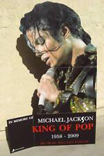 MICHAEL JACKSON GIANT 5' TALL THAILAND FLOOR DISPLAY