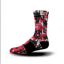 Custom Nike Elite Socks All Sizes BLAZER DIGITAL CAMO