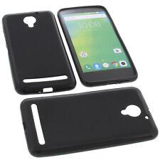 Tasche für Lenovo Vibe C2 Handytasche Schutz Hülle TPU Gummi Case Bumper