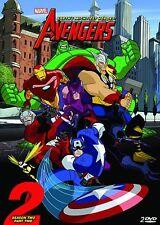 NEW/SEALED - Avengers: Earth's Mightiest Heroes - Season 2, Vol. 2 (DVD, 2013,)