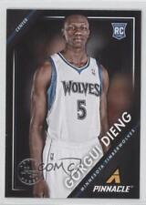 2013-14 Panini Pinnacle Artist Proof 24 Gorgui Dieng Minnesota Timberwolves Card