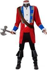 Legend Of Sleepy Hollow Headless Horseman Classic Fairy Tales Costume Adult Men