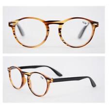 Glasses Reading Round Women Men Retro Fashion Spectacles Reader