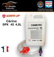 Additif FAP cerine DPX 42 Blanc F.A.P Combutec 1  4,5L  Warm Up CITROEN PSA FORD