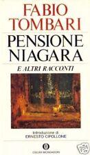 Fabio Tombari# PENSIONE NIAGARA # Mondadori 1979 1A ED.