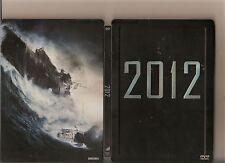 2012 DVD STEELBOOK  RARE