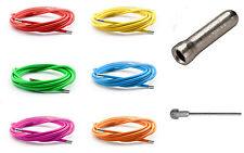 Funda de Color con Cable de Freno de Pera Bicicleta Fixie Fixed 2898 2978 3270