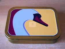 Swan 1 and 2oz Tobacco/Storage/Bits & Bobs Tin