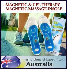 PREMIUM Magnetic Gel Insole Shoe Pain Relief Heel Feet Foot Massage Cushion