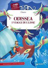 1593114 Omero - Odissea. I Viaggi Di Ulisse (I Miei Primi Classici)