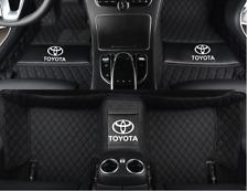 Apply 4Runner-86-Camry-Corolla-Highlander-Prius-RAV4-Tundra-Car Floor Mats