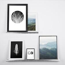 "Bilderboard ""BEN"" Galerieboard, Wandregal, Regal, Bilderleiste in 55 oder 90 cm"