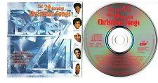 OOP Boney M 20 Greatest Christmas Songs 1986 Original Best Sounding Canada CD