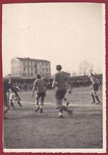 MILANO CITTÀ 139 SPORT CALCIO 1939 BRIOSCHI - FERRETTI FASCISMO FOTOGRAFIA