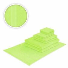 Handtuch apfelgrün in verschiedenen Größen 500g/m² Hohe Qualität Neu/OVP